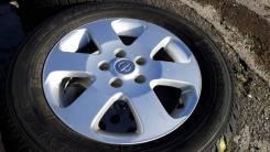 """Зимние колёса Nissan Serena 205/65R16. 6.5x16"""" 5x114.30 ET45"""