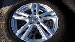 """Зимние колёса 205/55R16 Bridgestone Blizzak. 6.5x16"""" 5x114.30 ET40 ЦО 73,1мм."""