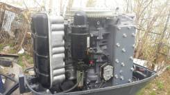 Yamaha. 85,00л.с., 2-тактный, бензиновый, нога L (508 мм), 2012 год год