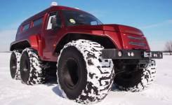 Bucyrus. Снегоболотоход, 2 000кг.