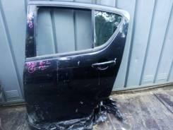 Дверь Suzuki Splash, левая задняя XB32