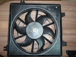 Вентилятор радиатора кондиционера. Kia: Mentor, Spectra, Shuma, Sephia, Carens Двигатель D4BB