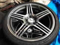 "245(275)/35(30)R19 Rotalla Radial F106 + MaxTrek Ingens A1 + Mercedes. 8.5/9.5x19"" 5x112.00 ET45/50 ЦО 66,6мм."