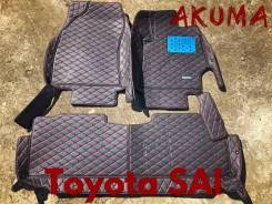Коврики. Lexus HS250h Toyota Sai, AZK10 Двигатель 2AZFXE