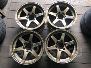 "RAYS VOLK RACING TE37 RT. 9.5x18"", 6x139.70, ET8"