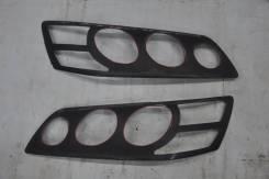 Накладка на фару. Mitsubishi Lancer Evolution Двигатель 4G63T