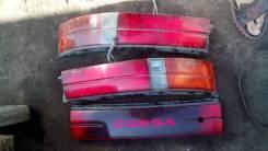Вставка багажника. Toyota Corsa, EL41, EL43, EL45, NL40 Toyota Tercel, EL41, EL43, EL45, NL40 Двигатели: 1NT, 4EFE, 5EFE, 5EFHE