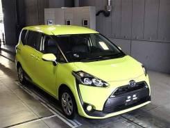 Toyota Sienta. NHP170G, 1NZFXE
