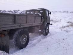 ГАЗ 66. Газ 66 самосвал с лебедкой, 2 400куб. см., 3 500кг.