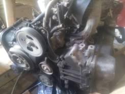 Двигатель в сборе. Nissan Bassara Двигатель KA24DE