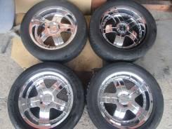"""Dolce Wheels. 8.5x20"""", 6x139.70, ET18, ЦО 110,0мм."""