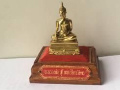 Аукцион Будда из латуни. Оригинал