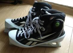 Коньки хоккейного вратаря. размер: 44, хоккейные коньки