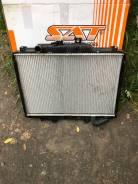 Радиатор охлаждения двигателя. Mitsubishi Delica, P25W, P05W, P35W, P15W Двигатель 4D56