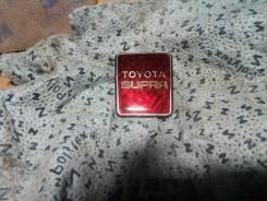 Эмблема. Toyota Supra