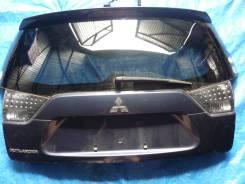 Дверь багажника. Mitsubishi Outlander, CW4W, CW5W, CW6W Двигатели: 4B11, 4B12, 6B31