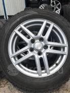 """Weds Ravrion R16 5*114.3 6.5J ET40 + 215/65R16 Bridgestone Ice Partner. 6.5x16"""" 5x114.30 ET40. Под заказ"""
