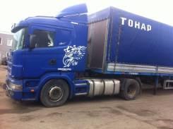Scania R124. Скания, 18 000кг.