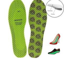 Женск. Стельки для обуви антибактериальные