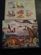 Набор марок фауна чистые.