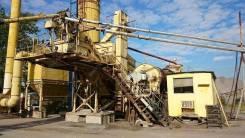 Parker Plant. Асфальтобетонный завод Parker. Под заказ