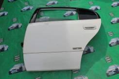 Дверь задняя левая Toyota Aristo JZS161