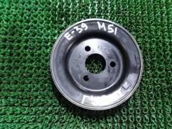 Шкив насоса гидроусилителя. BMW 5-Series, E39 Двигатели: M51D25, M51D25T, M51D25TU