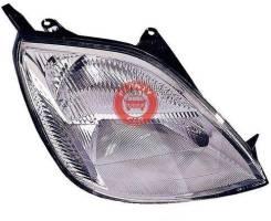 Фара правая электр Ford Fiesta 02- DEPO 431-1153R-LDEM