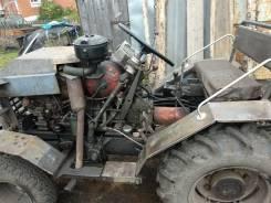 Самодельная модель. Продам самодельный мини трактор, 25 л.с.