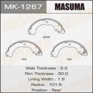 Колодки барабанные Masuma