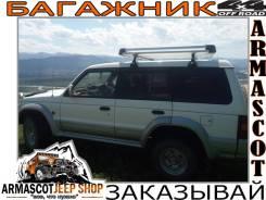 Багажник на крышу. УАЗ Пикап УАЗ Патриот Toyota Lite Ace Toyota Noah Toyota Land Cruiser Prado Nissan Safari, 160, FGY60, VRGY60, VRY60, WGY60, WRGY60...