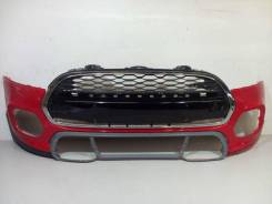 Жесткость бампера. Mini Hatch, F55, R56