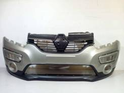 Решетка бамперная. Renault Sandero Stepway, 5S Renault Sandero, 5S Двигатели: H4M, K4M, K7M, D4F