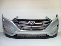 Решетка бамперная. Hyundai Tucson, TL Двигатели: D4HA, G4FD, G4FJ, G4NA