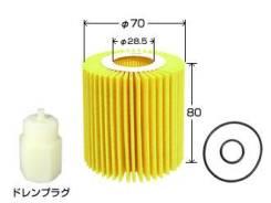 Фильтр масляный двигателя Vic