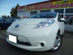 Nissan Leaf. автомат, передний, электричество, 34 000тыс. км, б/п. Под заказ