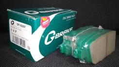 Тормозные колодки G-Brake GP-02257(PF-1540). В Наличии!