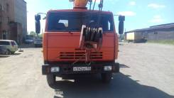 Галичанин КС-4572. Продается Автокран Галичанин на шасси Камаз, 16 000кг., 22м.