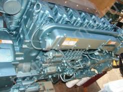 Ремонт двигателя WD12, WD618