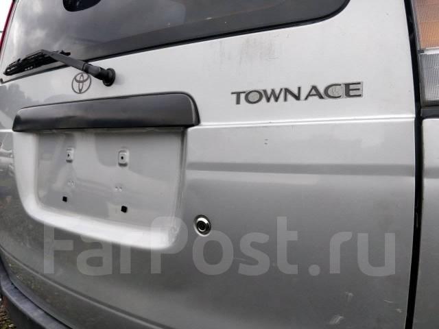 Дверь багажника. Toyota: Lite Ace, Lite Ace Noah, Town Ace, Van, Town Ace Noah Двигатели: 2C, 3CE, 5K, 7K, 7KE, 3CT, 3CTE, 3SFE