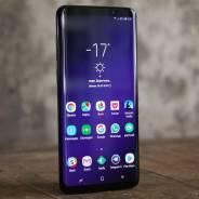 Samsung Galaxy S9+. Новый, 64 Гб, Черный, 3G, 4G LTE, Dual-SIM, Защищенный