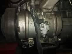 Компрессор кондиционера. Toyota Noah, AZR60, AZR60G Двигатель 1AZFSE