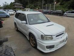 Обвес кузова аэродинамический. Subaru Forester, SG, SG5, SG6, SG69, SG9, SG9L