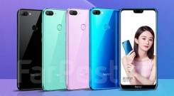 Huawei Honor. Новый, 64 Гб, Серый, Синий, Черный, 3G, 4G LTE, Dual-SIM