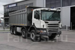 Scania P380. Продается самосвал 8X4 2012 г. в., 12 000куб. см., 35 000кг.