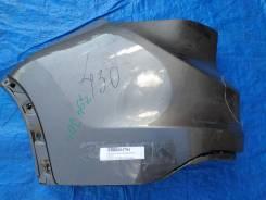 Облицовка заднего бампера левая Honda CR-V 2014