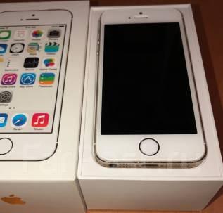 Apple iPhone 5s. Б/у, 64 Гб, Золотой, 3G, 4G LTE