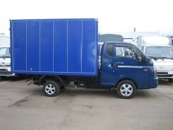 Hyundai Porter II. Hyundai Porter 2 промтоварный фургон, 2 497куб. см., 1 500кг., 4x2. Под заказ