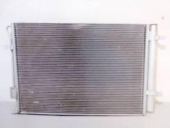 Радиатор кондиционера. Hyundai Solaris, HCR Двигатели: G4FC, G4LC