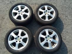 "Комплект колес 205/55/16. 6.5x16"" 5x114.30 ET52 ЦО 67,1мм."